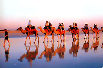 Kimberley flights packages Broome Cable Beach